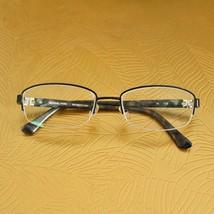 Michael Kors MK 494 001 Semi Rimless Black Marble RX Eyeglasses Frames 5... - $20.78
