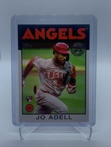 Jo Adell 2021 Topps Series 1 35th Anniversary 1986 Insert No.86B-90 Rookie RC - $11.71
