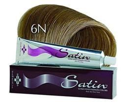 Developlus Satin Color #6N Dark Blonde 3oz (3 Pack) - $18.80