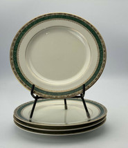 Lot Of 4 Mikasa Lunch Or Salad Plates Sheffield Pattern Discontinued - $14.84