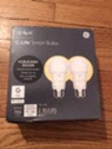 GE C-life smart bulbs - $20.00