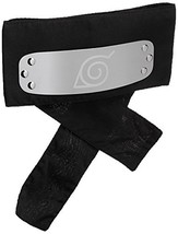 Great Eastern Entertainment Naruto Shippuden Naruto Leaf Village Black H... - $22.25