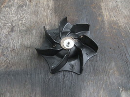 2005 Craftsman Blower 25 cc  Fan w/ Washers and Nut - $14.01