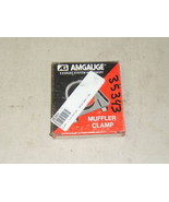 "AMGauge Muffler Clamp 1 3/4"" #35343 - $1.76"
