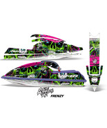 Kawasaki Jet Ski SX750 Kawi SX 750 Decal Wrap Graphics Kit 1992-1998 FRE... - $197.95