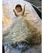 VINTAGE 1940 Bonnie The Beautiful Bride Doll Original Clothes Premium De... - $98.99