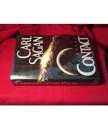 CONTACT by Carl Sagan 1st Edition, 1st ptg. 1985. - $34.30