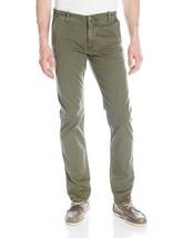 Docker's Men's Pants Alpha Collection Dockers Khaki Slim Tapered Fit Deep Moss