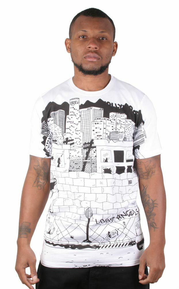 Dope Couture Mural Tee