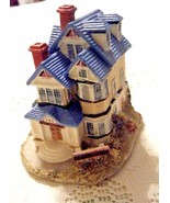 Liberty Falls Old West Town Americana Collection Doctor Stevens' Home & ... - $9.85