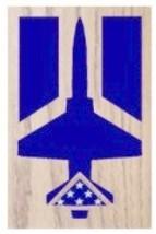 Air Force Northrop F-5 T-38 Talon Military Award Shadow Box Medal Display Case - $360.99