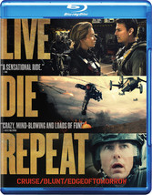Live Die Repeat-Edge Of Tomorrow (Blu-Ray/Digital Hd)