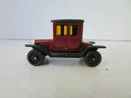 """VTG  DIECAST TOMICA 1977 TOMY TYPE T FORD NO.F11 RED CAR JAPAN 2.25"""" H2 - $5.83"""