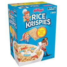 Kellogg's Rice Krispies Breakfast Cereal (42 oz., 2 pk.) + Free Shipping - $7.98