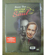 Better Call Saul: Season 4 Four (DVD, 2019, 3-Disc Set) New Free Shipping - $12.95