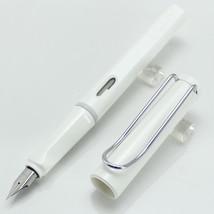 Lamy Safari White Color Fountain Pen + Roller Ball Pen  for choose - $13.09+