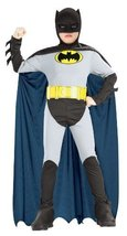 882210 (8-10) Batman Standard Child Costume F/R - $26.88