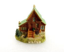 """Liberty Falls Village, 1997, Trapper """"BIG MIKE'S"""" Cabin, AH133 - $7.79"""