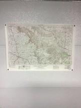 Vintage 1970's Era US Geological Survey USGS PLAINVIEW, TEXAS City  Map 1-1 - $24.74