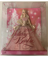 2009 Holiday Barbie Doll NIB 50th Rare Barbie Collection - $42.06