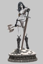 Women of Dynamite Red Sonja Black and White Diamond Eye Limited Edition Statue - $207.83