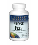 Planetary Herbals: Stone Free 820 Mg 180 Tablet - $29.91