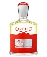 VIKING by CREED 5ml TRAVEL SPRAY Perfume Lemon Bergamot Mint Patchouli - $18.00