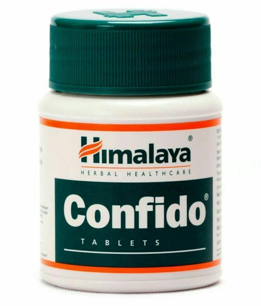 Primary image for 1 Pack 100% Herbal Confido 60 Tablets Enhances Power Performance US SHIPPED