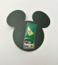 WDCC Dealer Pin Fantasia Wizard Hat Green - $5.99