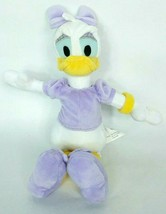 "Disney Daisy Duck Just Play Purple Outfit Plush Stuffed Animal 10.5"" - $17.41"