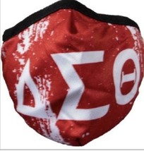 Delta Sigma Theta - Face Mask (Red) - £17.92 GBP