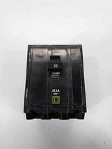 Square D QOR330 22kA Circuit Breaker 240v 30A 3Pole - $22.04