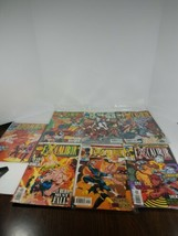 Marvel Comic Book Lot Of 7 X-Men Excalibur Run Of 107 To 111 And 115, 11... - $27.71