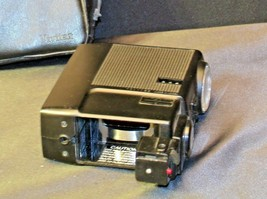 Vivitar Electronic Flash 292 with carrying case AA-192040 Vintage image 2