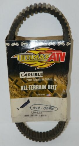 Hypermax UA423 Ultimax High Performance ATV UTV Drive Belt Double Sided