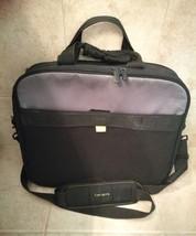 Targus computer laptop business case bag crossbody black - $5.94