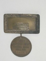 1974 - 100th Kentucky Derby metal pin on Identification Badge - $6.99