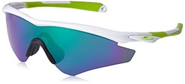 Oakley M2 Frame Asian Fit OO9254-09 Fingerprint Polished White Retina Burn Jade - $99.99