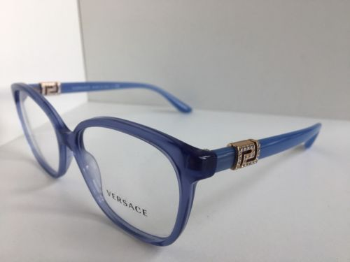 2c3b90f76ad New Elegant Versace Mod. 3235-B 5225 Blue and 50 similar items