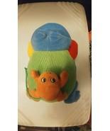 Multicolor Soft Play Frog Sensory Soft Book - $28.01