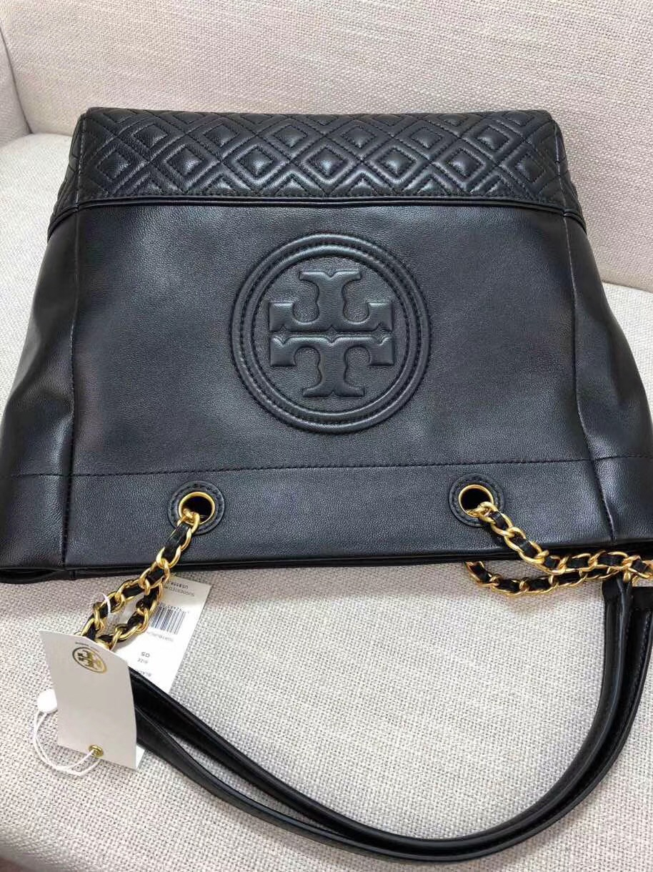 Tory Burch Fleming Tote image 5