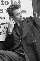 James Dean Poster 24x36 inches Coat LOFT to let Rare 61x90 cm - $19.99