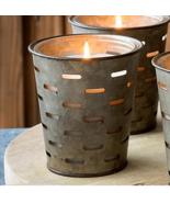 Olive Bucket Candle - $35.64