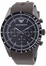 Emporio Armani Tazio Chronograph Watch AR5986 BN in Gift Box Great Gift!! - $187.75