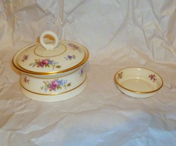 Lenox Made Especially for L. Lewis & Co New London Conn Trinket Dish & S... - $29.69
