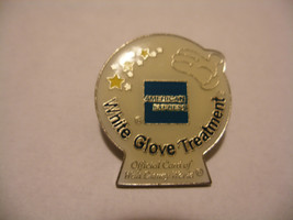 Disney Trading Pin 8921: WDW American Express White Glove Treatment  - $7.25