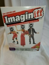 Imaginiff Board Game From Mattel New/ Sealed Family Fun Ages 14+ - $14.50