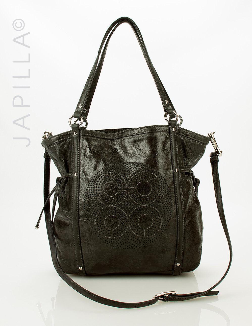 Coach Audrey Leather Cinched Tote shoulder bag purse -  117.81 13fc00d88f462