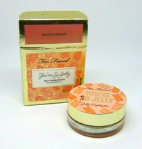 Too Faced You're So Jelly Jelly Highlighter Bourbon Bronze 0.60oz/18ml Nib - $15.79