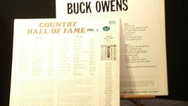 Buck Owens – Country Hall Of Fame Vol. 2  AA20-RC2111 Vintage image 4